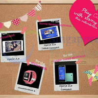 Read more about Sony Mobile Valentine's Day Gift Guide 22 Jan 2015