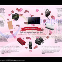 Read more about Sony Valentine's Day Gift Guide 20 Jan 2015