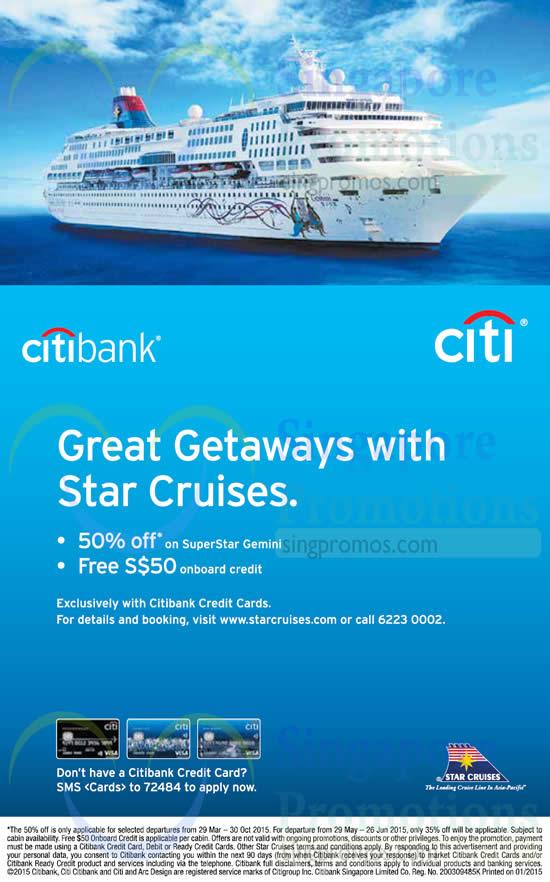 Star Cruises 22 Jan 2015