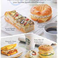 Read more about Starbucks NEW Breakfast Items Line-up 6 Jan 2015