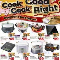 Read more about Harvey Norman Kitchen Small Appliances Offers 23 - 29 Jan 2015