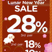 Read more about Stride Rite 10% OFF Lunar New Year Sale 23 Jan - 22 Feb 2015