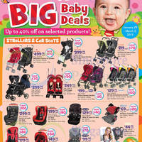 "Babies ""R"" Us Big Baby Deals Promotion Offers 29 Jan - 2 Mar 2015"