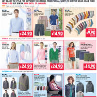 Read more about Uniqlo Islandwide Limited Offers 23 - 29 Jan 2015