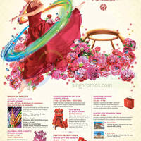Read more about Suntec City Mall Prosperity in Bloom Promotions & Activities 23 Jan - 5 Mar 2015