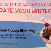 Read more about Swensen's FREE Firehouse Ice Cream Treat On Your Birthday 10 Jan 2015