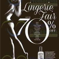 Read more about Takashimaya Lingerie Fair @ Takashimaya Department Store 9 - 20 Jan 2015