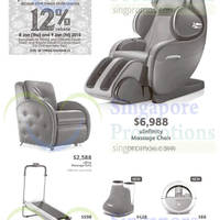 Read more about Osim Offers @ Tangs Orchard 8 - 9 Jan 2015