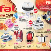 Tefal Kitchen Electronics Offers 30 Jan - 1 Mar 2015