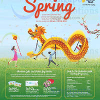 Read more about The Seletar Mall Spring Promotions & Activities 23 Jan - 18 Feb 2015