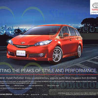 Read more about Toyota Wish Features & Price 31 Jan 2015