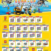 "Read more about Toys ""R"" Us Lego Novelty Toys Offers & Promos 12 Jan - 2 Mar 2015"