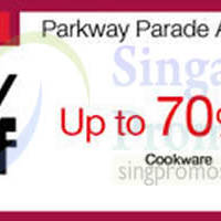 Read more about WMF Cookware Promotion @ Parkway Parade 19 - 25 Jan 2015