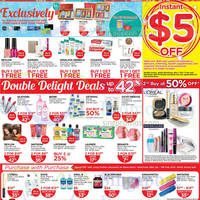 Watsons New Moon Abalone & $5 Off Storewide Offers 29 Jan - 4 Feb 2015