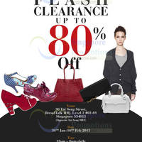 Wearto.com Fash Flash Clearance Sale @ BreadTalk IHQ 30 Jan - 10 Feb 2015