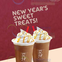 Read more about Ya Kun Kaya Toast 1 For 1 Hazelnut Coffee Ice-Blended Frostyz 13 - 18 Jan 2015