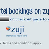 Read more about Zuji Singapore 10% OFF Hotels Coupon Code (NO Min Spend) 12 - 31 Jan 2015