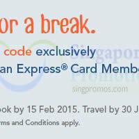 Read more about Zuji Singapore 12% OFF Hotels Coupon Code (NO Min Spend) For AMEX Cardmembers 19 Jan - 15 Feb 2015