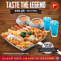 Read more about Manhattan Fish Market Dine-in Discount Coupons 16 Feb - 31 Mar 2015