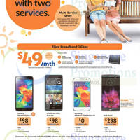 M1 Smartphones, Tablets & Home/Mobile Broadband Offers 28 Feb - 6 Mar 2015