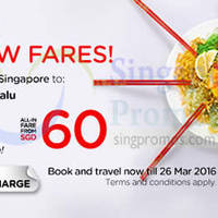 Read more about Air Asia From $40 (all-in) Promo Fares 23 Feb - 1 Mar 2015