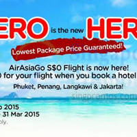 Read more about Air Asia Go Book a Hotel & Get FREE Flights 9 - 15 Feb 2015