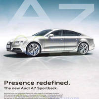 Read more about Audi A7 Sportback Features & Offer 7 Feb 2015