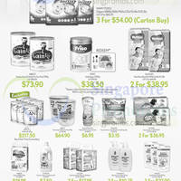 Cold Storage Salmon, Baby, Personal Care, Wines & More Offers 27 Feb - 5 Mar 2015