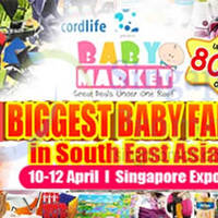Read more about Baby Market Fair 2015 @ Singapore Expo 10 - 12 Apr 2015