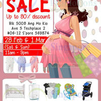 Read more about Premium Baby Products Warehouse Sale 28 Feb - 1 Mar 2015