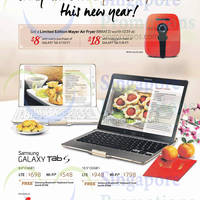 Read more about Samsung Galaxy Tab S Promotion @ Best Denki 6 Feb - 5 Mar 2015