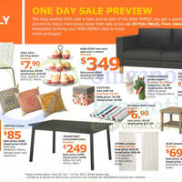 Read more about IKEA Sale 26 Feb - 15 Mar 2015