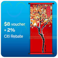 Read more about Sheng Siong Spend $88 & Get Free $8 Voucher For Citibank Cardmembers 23 Jan - 17 Feb 2015