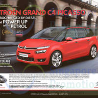 Read more about Citroen Grand C4 Picasso Offers 22 Feb 2015