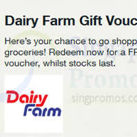 Read more about (Fully Redeemed!) Dairy Farm FREE $10 Gift Voucher For Singtel Customers 9 Feb 2015