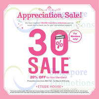 Read more about Etude House 20% OFF Storewide Sale 26 Feb - 1 Mar 2015