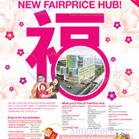 Read more about FairPrice Hub Now Open Next To Joo Koon MRT Station 6 Feb 2015