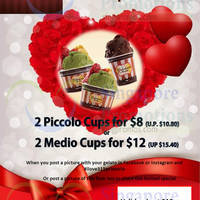 Read more about Gelateria Italia 2 For 2 Valentine's Special @ 313Somerset 6 - 15 Feb 2015