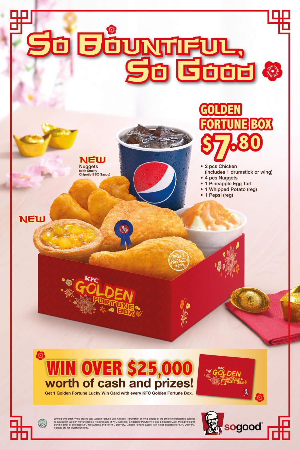 Golden Feast Box