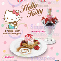Read more about Swensen's NEW Hello Kitty Sundae Delights & Ice Cream Cake 11 Feb - 30 Apr 2015