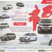 Read more about Honda City, Civic, Accord, Jazz, CR-V & Odyssey Offers 24 Feb 2015