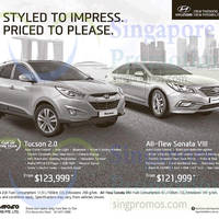Read more about Hyundai Tucson 2.0 & Hyundai Sonata Offers & Features 21 Feb 2015