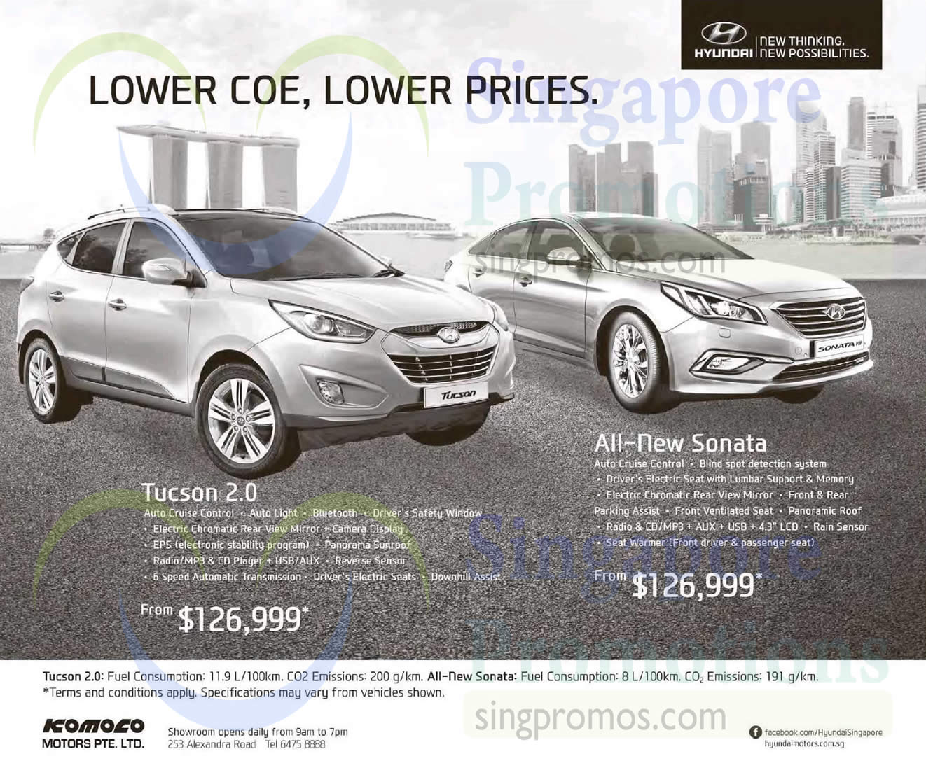 Hyundai Tucson 2 0 Hyundai Sonata Price Features 7 Feb