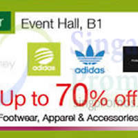 Read more about Adidas Footwear, Apparel & Accessories Promotion @ Westgate 23 Feb - 4 Mar 2015
