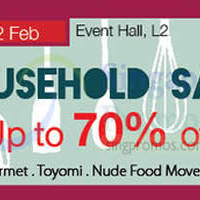 Read more about Isetan Household Sale @ Tampines Mall 5 - 12 Feb 2015