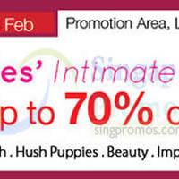 Read more about Isetan Ladies Intimate Fair @ Nex 13 - 23 Feb 2015