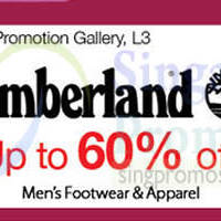 Read more about Timberland Promotion @ Isetan Scotts 6 - 12 Feb 2015