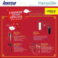 Read more about Jabra Bluetooth Headsets Chinese New Year Special Offers 26 Jan - 28 Feb 2015