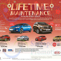 Read more about Kia Rio, Cerato Koup, Optima K5, Sportage, Sorento & Forte K3 Offers 22 Feb 2015