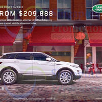 Read more about Land Rover Range Rover Evoque Offer 21 Feb 2015